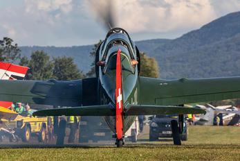 D-EGAW - Private Pilatus P-2