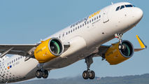 EC-NCU - Vueling Airlines Airbus A320 NEO aircraft