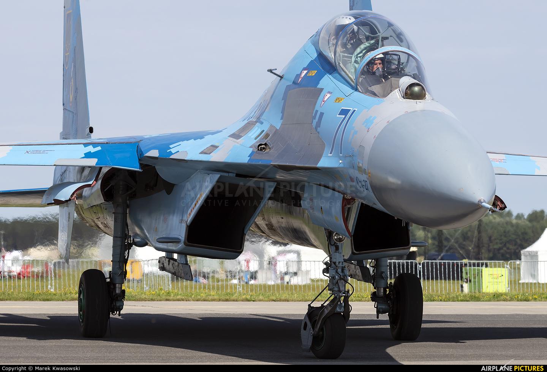 Ukraine - Air Force 71 aircraft at Gdynia- Babie Doły (Oksywie)