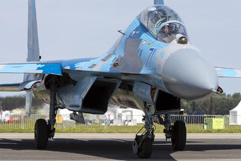 71 - Ukraine - Air Force Sukhoi Su-27UBM
