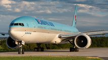HL7204 - Korean Air Boeing 777-300ER aircraft
