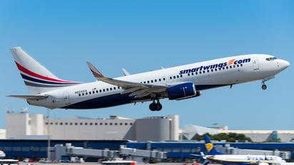 N624XA - SmartWings Boeing 737-800