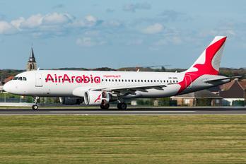 CN-NMK - Air Arabia Maroc Airbus A320