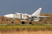 30 - Russia - Navy Sukhoi Su-24MR aircraft