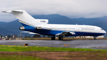 N30MP - Private Boeing 727-100