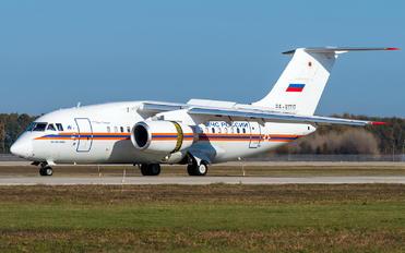 RA-61717 - Russia - МЧС России EMERCOM Antonov An-148