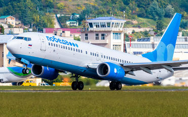 VP-BPK - Pobeda Boeing 737-800