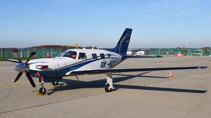 OK-ALT - Private Piper PA-46 Malibu Meridian / Jetprop DLX