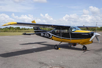 PP-JCS -  Cessna 210 Centurion