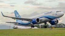 XA-APA - Interjet Airbus A320 NEO aircraft