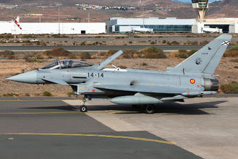 C.16-50 - Spain - Air Force Eurofighter Typhoon