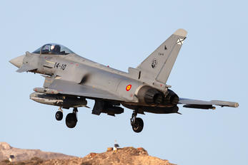 C.16-45 - Spain - Air Force Eurofighter Typhoon S
