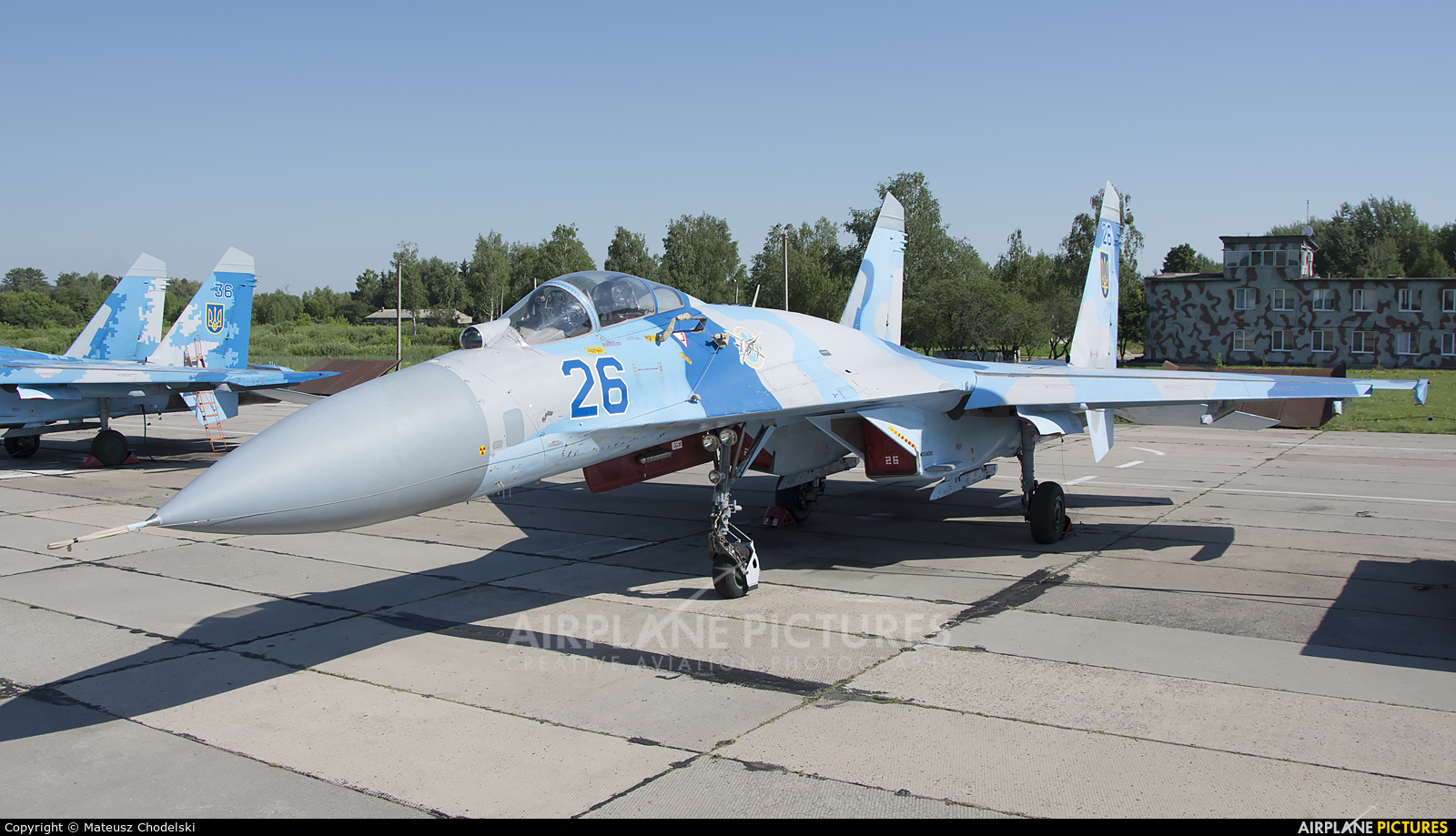 Ukraine - Air Force 26 aircraft at -Do Not Use-