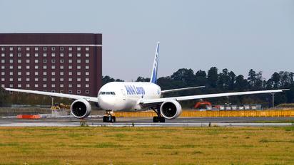 JA772F - ANA Cargo Boeing 777F