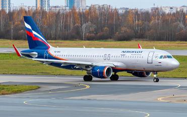 VQ-BSG - Aeroflot Airbus A320