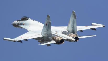 RF-95495 - Russia - Air Force Sukhoi Su-35S