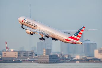 N734AR - American Airlines Boeing 777-300ER