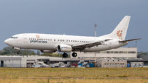 LY-MGC - GetJet Boeing 737-400 aircraft