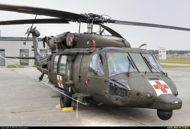 USA - Army 20351 aircraft at Gdynia- Babie Doły (Oksywie)