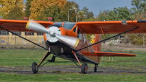 SP-ABD - Aeroklub Bydgoski Yakovlev Yak-12A aircraft
