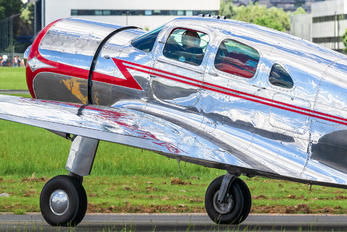 N47W - Private Spartan Aircraft (USA) 7W Executive