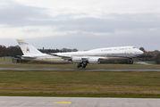 V8-BKH - Brunei Government Boeing 747-8 BBJ aircraft