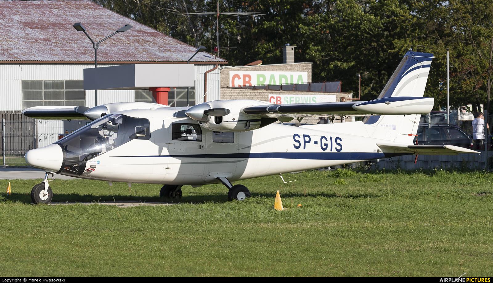 Private SP-GIS aircraft at Leszno - Strzyżewice