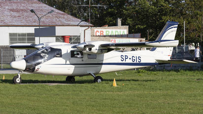 SP-GIS - Private Vulcanair P68C