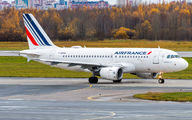 F-GRHU - Air France Airbus A319 aircraft