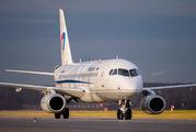 RA-89118 - Severstal Sukhoi Superjet 100 aircraft