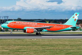 UR-WRW - Windrose Air Airbus A320