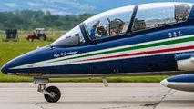 "MM55059 - Italy - Air Force ""Frecce Tricolori"" Aermacchi MB-339-A/PAN aircraft"