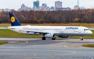 D-AIDU - Lufthansa Airbus A321 aircraft