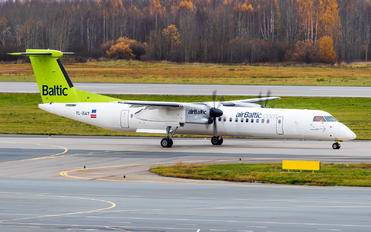 YL-BAY - Air Baltic de Havilland Canada DHC-8-400Q / Bombardier Q400
