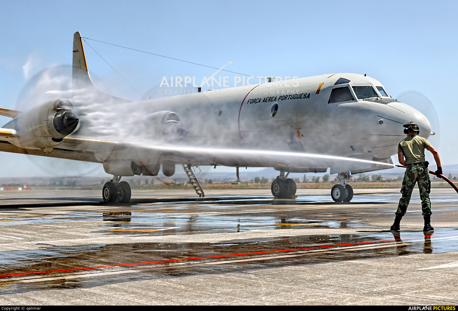 Portugal - Air Force 14809 aircraft at Undisclosed location