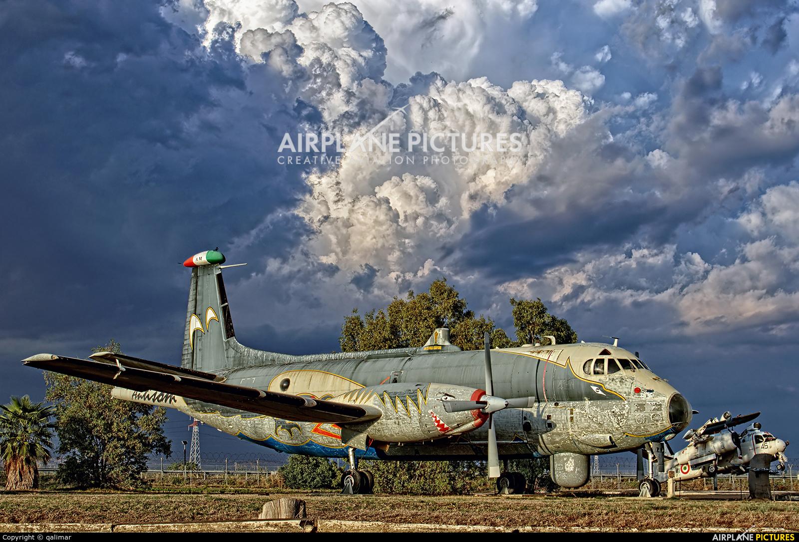 Italy - Air Force MM40124 aircraft at Sigonella