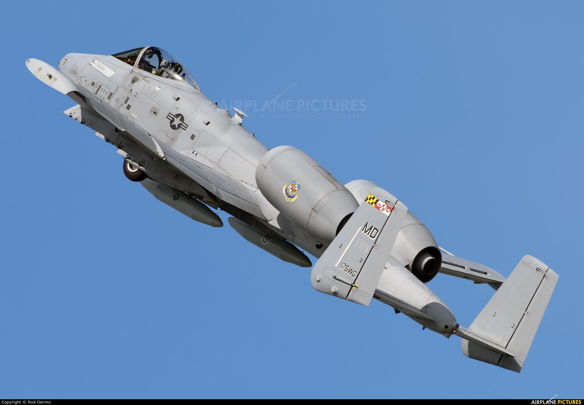 USA - Air Force 79-0175 aircraft at Detroit - Willow Run