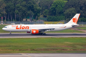HS-LAK - Thai Lion Air Airbus A330-900