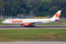 First Airbus A330-900neo for Thai Lion Air