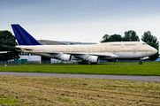 HZ-AIV - Saudi Arabian Airlines Boeing 747-400 aircraft