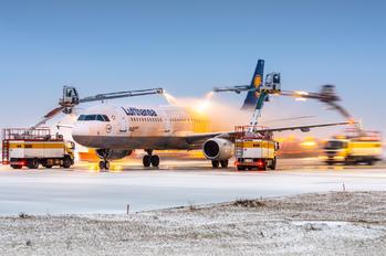 D-AIDA - Lufthansa Airbus A321