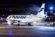 OH-LXC - Finnair Airbus A320 aircraft