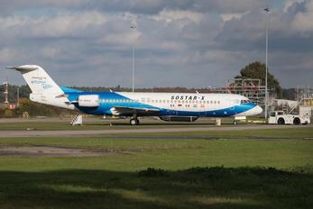 PH-MKH - Fokker  Fokker 100