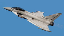 ZJ931 - Royal Air Force Eurofighter Typhoon F.2 aircraft