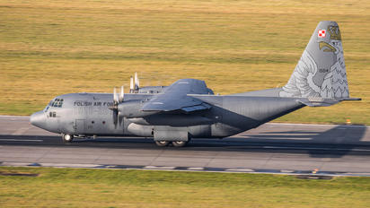 1504 - Poland - Air Force Lockheed C-130E Hercules
