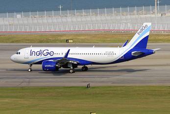 VT-IJH - IndiGo Airbus A320 NEO