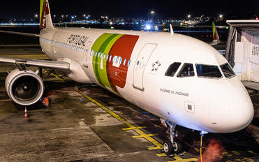 CS-TJK - TAP Portugal Airbus A321 NEO