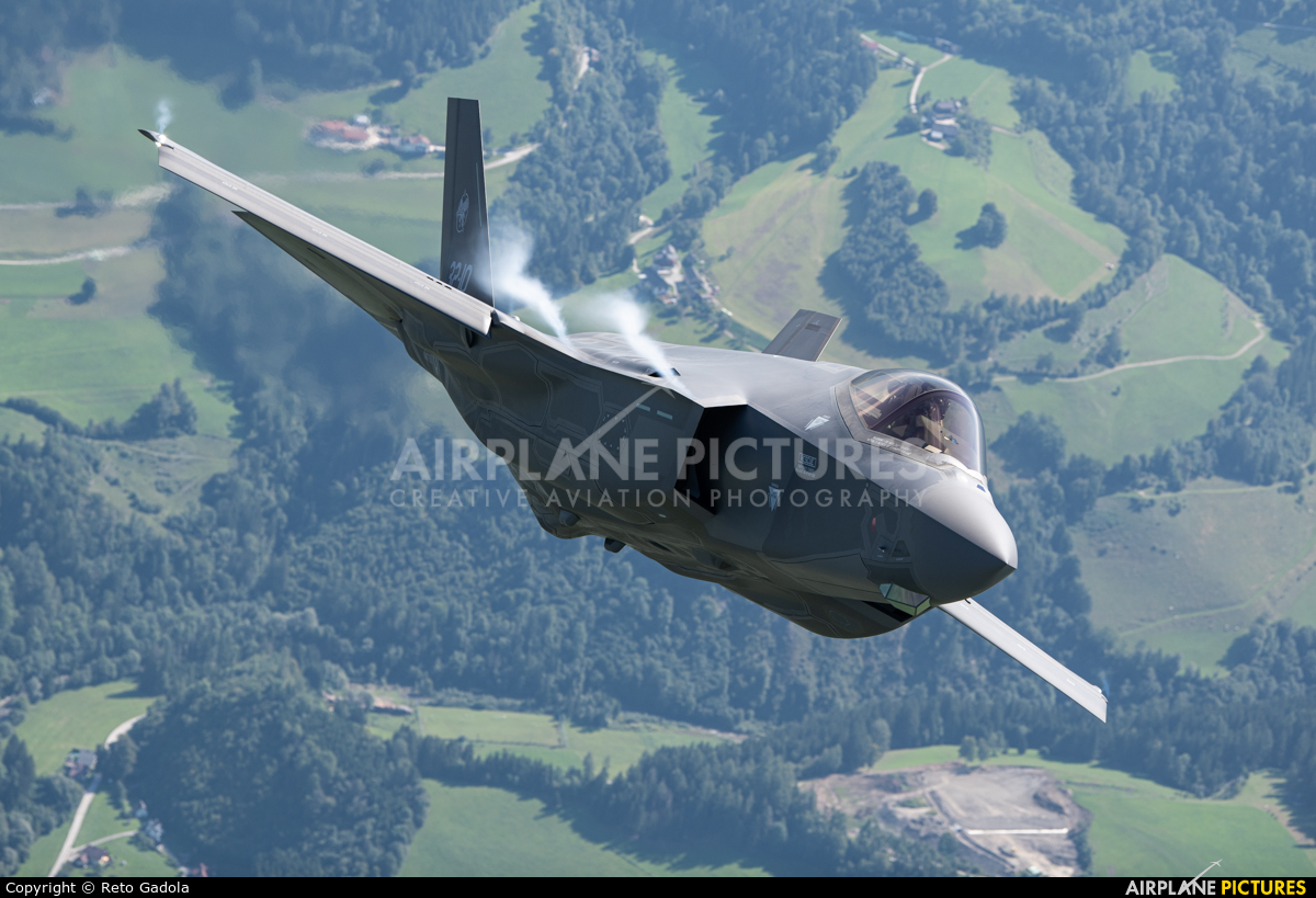 Italy - Air Force MM7360 aircraft at In Flight - Austria
