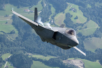MM7360 - Italy - Air Force Lockheed Martin F-35A Lightning II