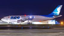 TC-MCG - MNG Cargo Airbus A300F aircraft